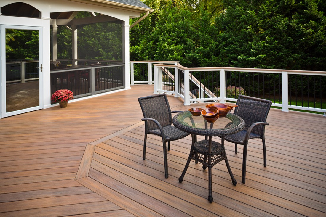Since 1979, Sundecks, Inc. Has Been Building Quality Outdoor Structures;  Decks, Screen Porches, Front Porches, Gazebos And Sunrooms.