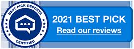 best pick badge